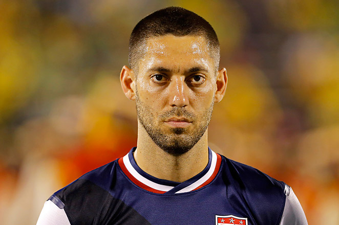 On Clint Dempsey And Being In The Right Place At The RightTime